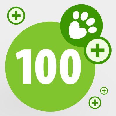Darujte 100 zooBodov