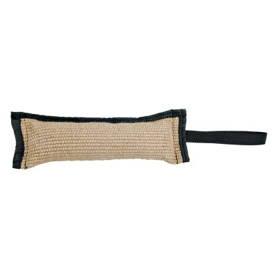 Trixie Jute Dog Training Dummy with Hand Grip