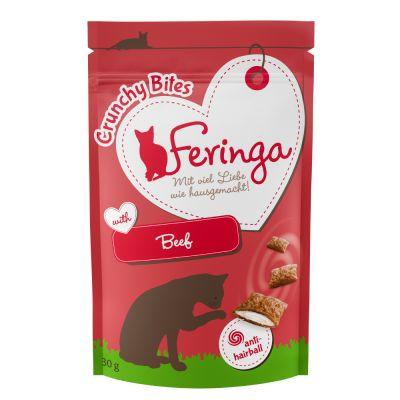 Feringa Crunchy Bites bœuf 30 g pour chat