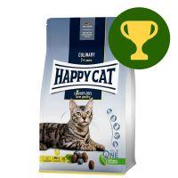 Månadens premie: 300 g Happy Cat Culinary Adult Farm Poultry