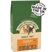 300g James Wellbeloved Adult Cat - Turkey