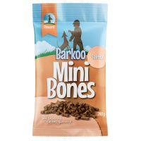 Barkoo Mini Bones (semi-umede) 200 g cu somon
