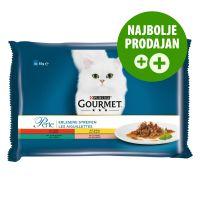 Gourmet Perle raznoliko pakiranje 4 x 85 g