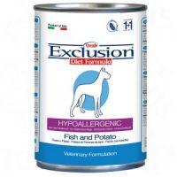1 x 400 g Exclusion Diet, Fisch & Kartoffel