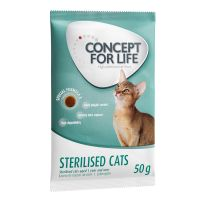 Concept for Life Sterilised Cats 50 g
