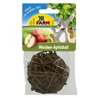 8cm Mr Woodfield Willow Apple Small Pet Snack Ball