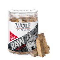 Wolf of Wilderness RAW Snacks (gefriergetrocknet) - Rinderleber (55g)