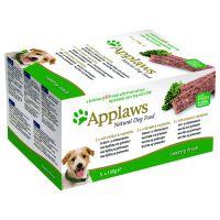 5 x 150 g Applaws Paté para perros pack mixto