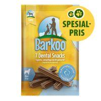 Barkoo dental snacks - store hunder (7 stk)