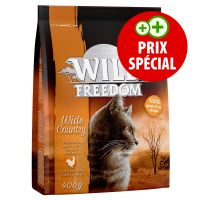 Wild Freedom Adult Wide Country, volaille - 400 g
