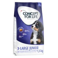1,5 kg Concept for Life X-Large Junior