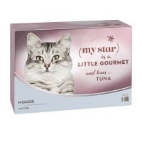 My Star Mousse Gourmet Conserve Ton, 12 x 85 g