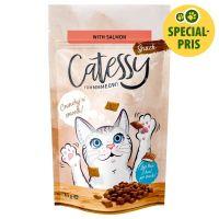 Catessy Knapersnacks - Lax, vitaminer & omega-3 65 g