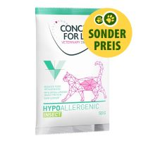 2 x 50 g Concept for Life Veterinary Diet Hypoallergenic Insect