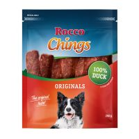 250g Rocco Chings Originals Duck Breast Dog Snacks