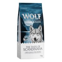 "Wolf of Wilderness ""The Taste Of Scandinavia"" 1 kg"