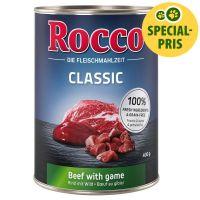 400 g Rocco nötkött med vilt