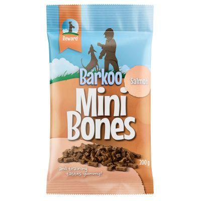 Barkoo Mini Bones 200 g saumon pour chien