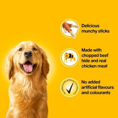 40g Pedigree Wrap Dog Treat