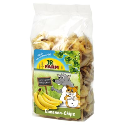 150g JR Farm Banana Chips Small Pet Snacks