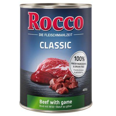 Rocco classic gibier 1 x  400 g pour chien