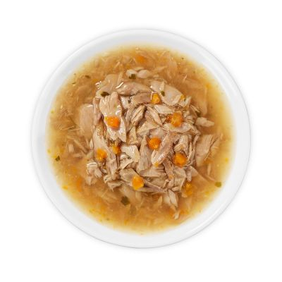 4 x 40g Cosma Soup Wet Cat Food Mixed Trial Pack