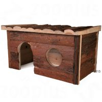 Cabana para roedores Jerrik, 40 x 23 x 20 cm