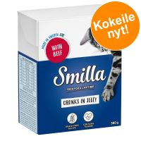 Smilla Chunks in Jelly: nauta 380 g