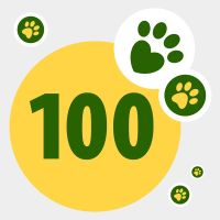 Donate your zooPoints and help a pet in need: 100 zooPoints