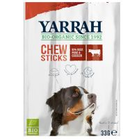 33g Yarrah Organic Dog Chew Sticks