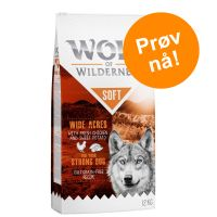 Wolf of Wilderness Wide Acres Soft kylling 350 g