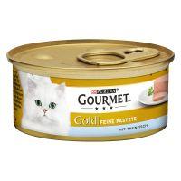 Gourmet Gold Paté Csirke - 12 x 85 g