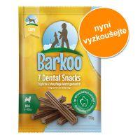 Barkoo Dental Snacks pro malá plemena (7 kusů)