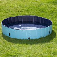 Ø 120 x K 30 cm Dog Pool Keep Cool -kahluuallas koiralle