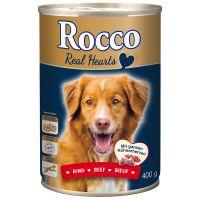 Rocco, cœurs de poulet entiers, 1 x 400 g pour chien