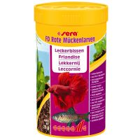 Sera FD Bloodworms- 250 ml