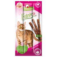 3 x 5 g GranataPet Feini Sticks kattesnacks - Kylling