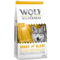 """1 kg Wolf of Wilderness Adult """"Sunny Glade"""", Hirsch"""