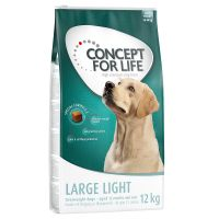 1,5 kg Concept for Life Large Light