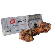 325g Alpha Spirit Whole Ham Bone Dog Treat