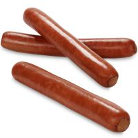 4 x 55g DogMio Hot Dog Sausages