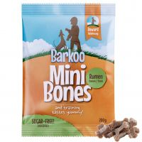 200 g Barkoo Mini Bones med våm