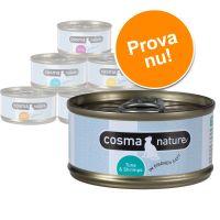 Cosma Nature blandat provpack 6 x 70 g