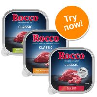 9 x 300g Rocco Trays Mixed Pack - Classic Mix 1
