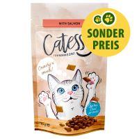 65 g Catessy Knabber-Snacks mit Lachs