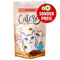 Catessy Friandises fourrées 65 g pour chat