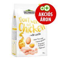 Greenwoods csirke, lencse, burgonya & tojás 400 g