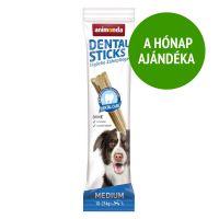 A hónap ajándéka: 50 g Animonda Dental Sticks Medium 99 zooPont