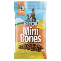 200 g Barkoo Mini Bones (semi-moist) - Laks
