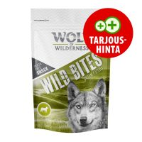 Wolf of Wilderness Wild Bites Green Fields - lammas 180 g